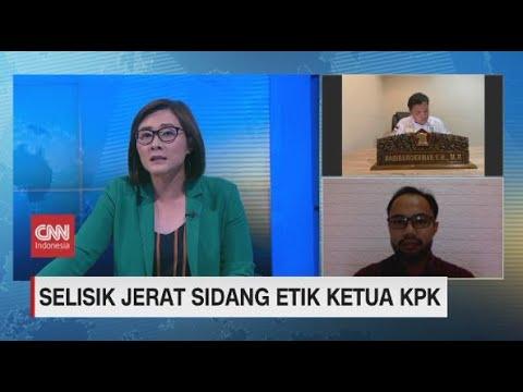 Hadapi Sidang Etik, Seharusnya Firli Non Aktif dari Ketua KPK