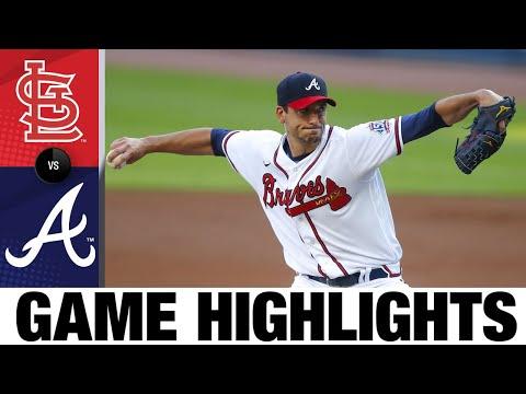 Cardinals vs. Braves Game Highlights (6/17/21) | MLB Highlights