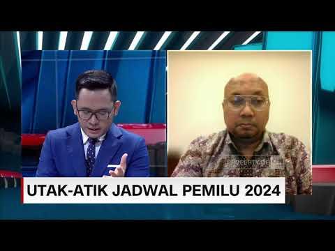 KPU: Jika Pemilu Digelar Mei 2024 Dikawatirkan Beban Kerja jadi Berat