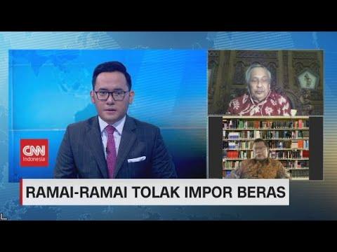 Polemik Impor Beras, Golkar: Airlangga Mengantisipasi Setahun ke Depan