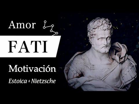 AMOR FATI (Motivación Estoica de Zenón y Epicteto + Filosofía de Nietzsche  para ACEPTAR el DESTINO)
