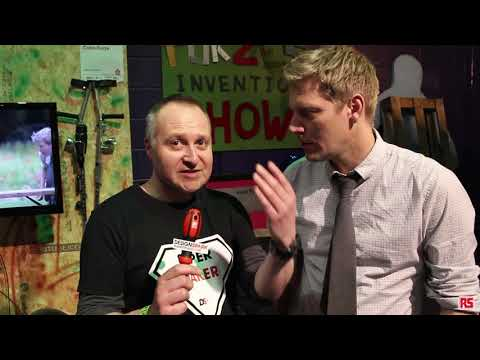 When Pete Wood Met Colin Furze: Maker Faire UK 2018