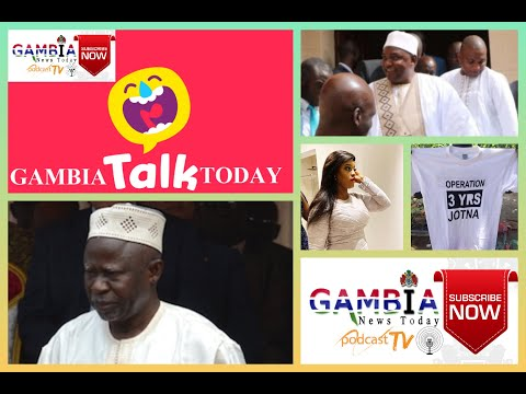 GAMBIA TODAY TALK 17TH JANUARY 2020