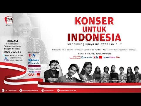 KONSER UNTUK INDONESIA ft. Tompi, Monita Tahalea, Rama Widi | Katadata Indonesia