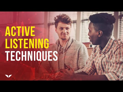 Active Listening Techniques To Become A Better Person & Coach