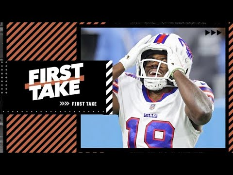 Stephen A. reacts to the Bills' controversial 4th down call vs. the Titans   First Take