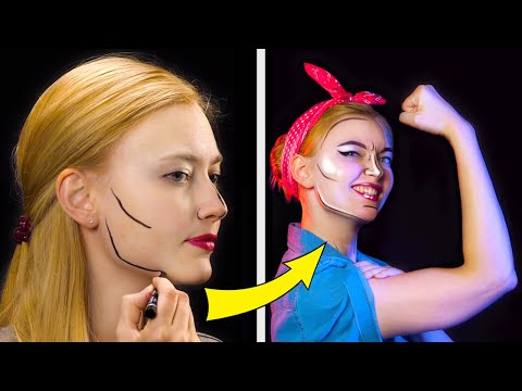 31 CREATIVE MAKEUP HACKS THAT WILL AMAZE YOUR FRIENDS