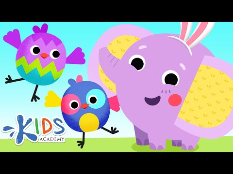 Easter Song for Kids - Easter Special | Nursery Rhymes for Children | Kids Academy