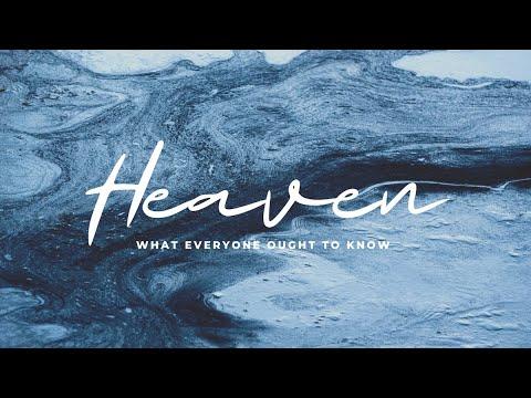 Heaven  - Week 5 Post Script