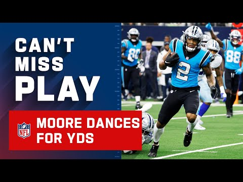 DJ Moore is Probably a Monster at Twister