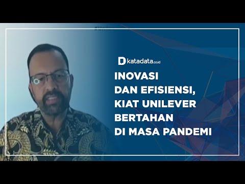 Inovasi dan Efisiensi, Kiat Unilever Bertahan di Masa Pandemi | Katadata Indonesia