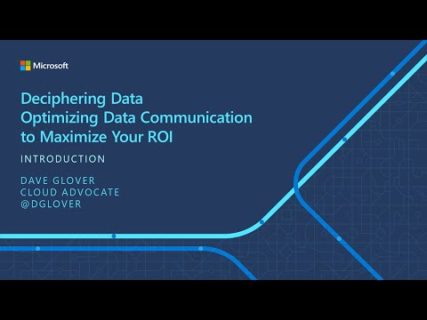 IoT ELP Module 2 (Introduction) -  Optimizing Data Communication to Maximize Your ROI