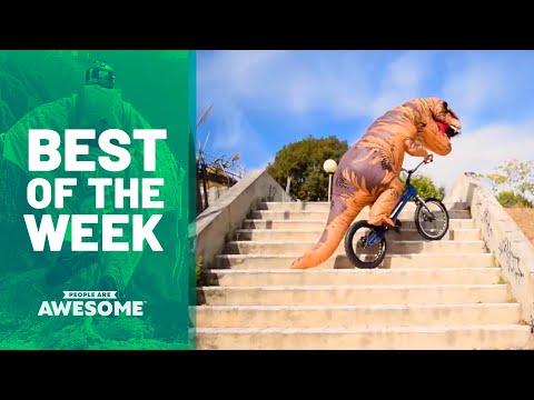 Pro BMX T-Rex? | Best Of The Week