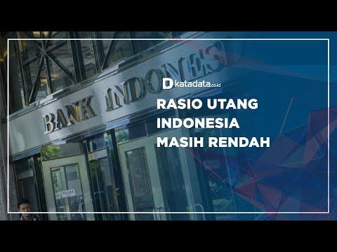 Rasio Utang Indonesia Masih Rendah   Katadata Indonesia