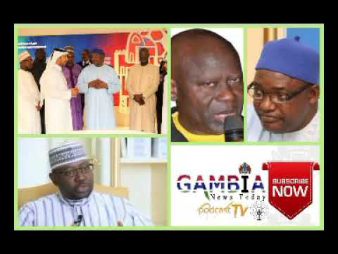 GAMBIA TODAY TALK 24TH JANUARY 2021