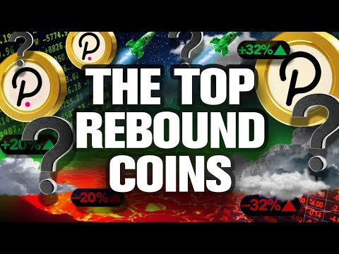 ALTCOINs w/ Huge Bounces Coming SOON!!