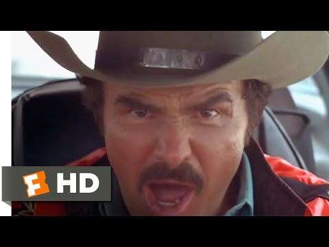 Smokey and the Bandit II (1980) - Buford's Trap Scene (8/10) | Movieclips