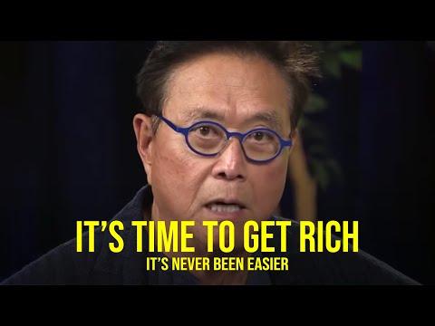 """""""It's Never Been Easier To Make Money""""   Robert Kiyosaki   Jim Rogers   RamitSethi"""