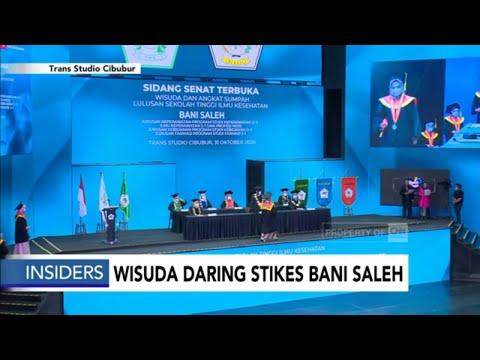 Wisuda Daring STIKES Bani Saleh