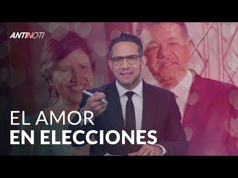 El Amor En Tiempos De Elecciones: Margarita Y Leonel - #Antinoti Octubre 4, 2019