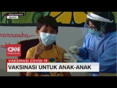 Vaksinasi untuk Anak-anak