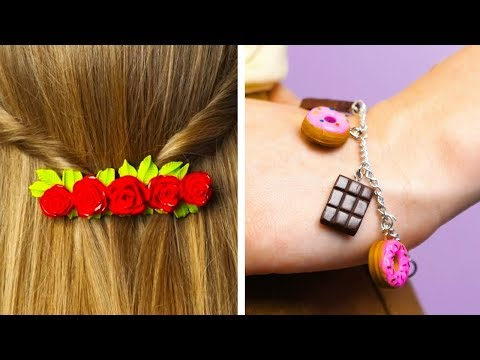 17 SIMPLE AND CREATIVE JEWELRY DIYS.