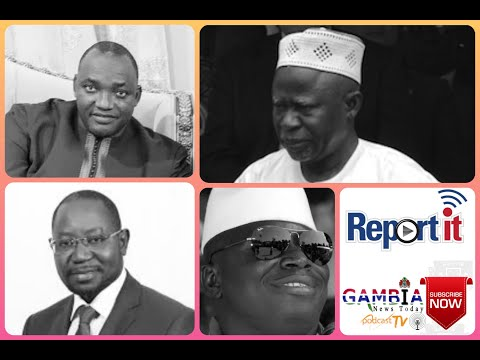 GAMBIA REPORTS 9TH MARCH 2020