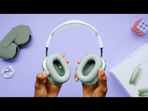 AirPods Max Unboxing & Impressions: $550?!