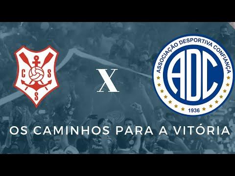 Sergipe X Confiança - Os caminhos para a vitória   Campeonato Sergipano