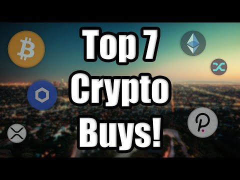 Top 7 Cryptocurrency Investments That Have MASSIVE Potential in 2021 | Bitcoin & Cryptocurrency News