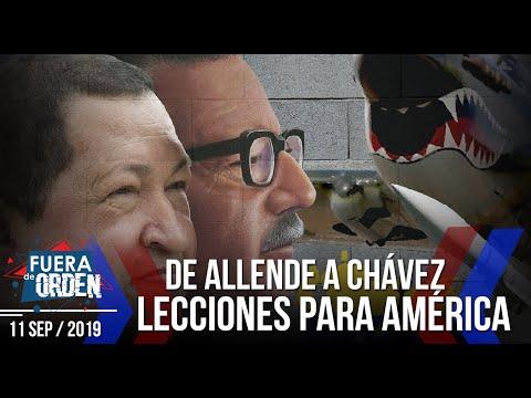 DE ALLENDE A CHÁVEZ   LECCIONES PARA AMÉRICA   PARTE 1   FUERA DE ORDEN   FACTORES DE PODER