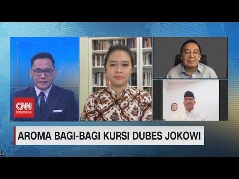 Aroma Bagi Bagi Kursi Dubes Jokowi, Pakar HI Soroti Kompetensi Calon