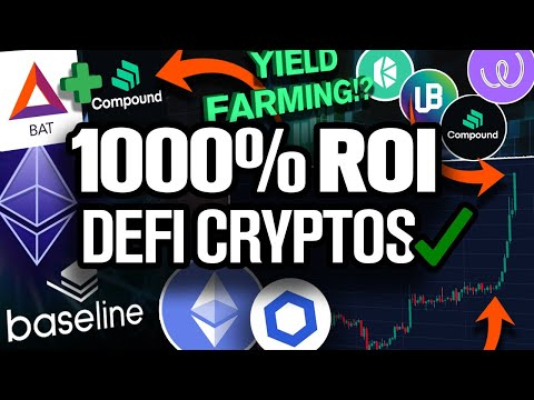Are 1000% Coin Pumps Still Possible!? Yes! Look to DeFi!!