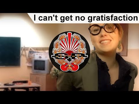 """I can get no gratisfaction"", Strachy na Lachy"