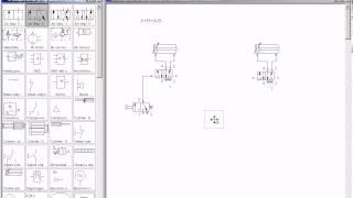 Simulador de sistemas pneumaticos