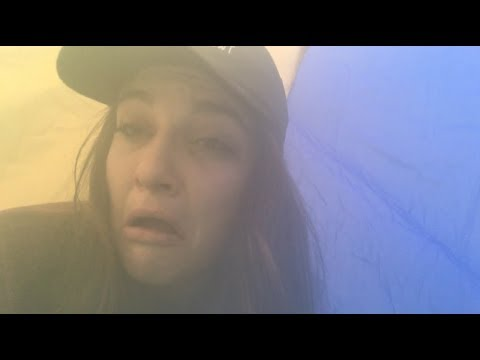 VLOG #14 - INSANE TENT HOTBOX WITH 5 BLUNTS!!!