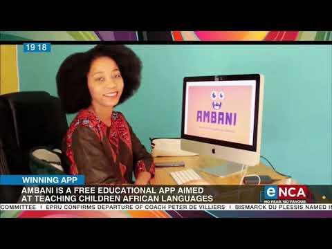 Ambani wins big at app awards