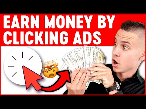 Get Paid To Click On Ads ($2 Per Click) Make Money Online for FREE Worldwide!