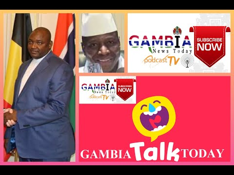 GAMBIA TODAY TALK 10TH JANUARY 2020