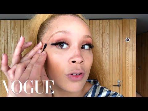 Lion Babe's Jillian Hervey's Guide to Fierce Feline Eyes   Beauty Secrets   Vogue