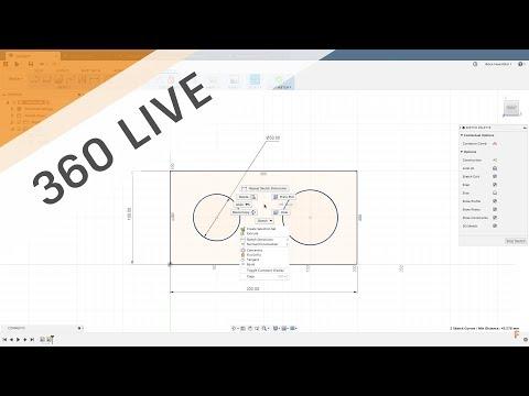360 LIVE: Sketching Tips & Tricks