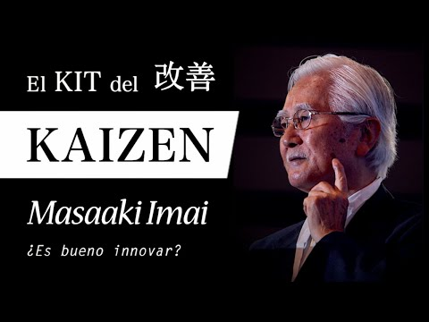 EL KIT KAIZEN (Masaaki Imai) - Filosofía Motivacional JAPONESA para la MEJORA CONTINUA a Largo Plazo