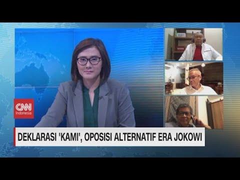 Deklarasi KAMI, Oposisi Alternatif Era Jokowi