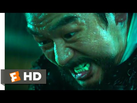 The Pirates (2014) - Death in the Rain Scene (1/10) | Movieclips