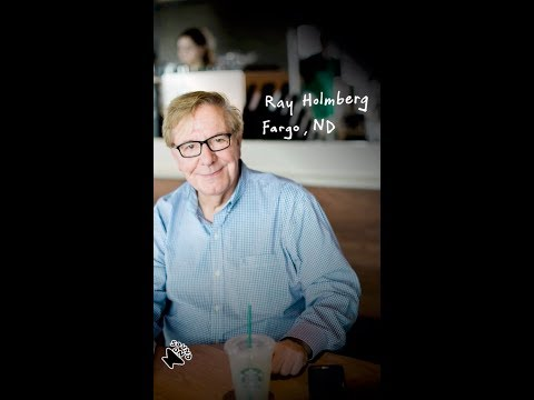 Starbucks Presents: To Be Human - Ray Holmberg