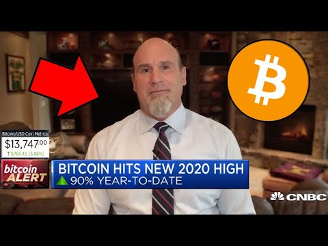 CNBC Anchor REVEALS His Bitcoin Holdings! Big Change From Last 12 Years   Amazing For Cryptocurrency