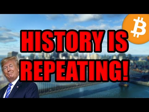 HISTORY IS REPEATING: Bitcoin Holders MUST WATCH This Video Before November 3rd, 2020