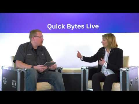 Quick Bytes Live with Rebecca Sendel of Arrow Electronics