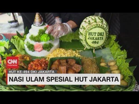 Nasi Ulam Spesial HUT Jakarta