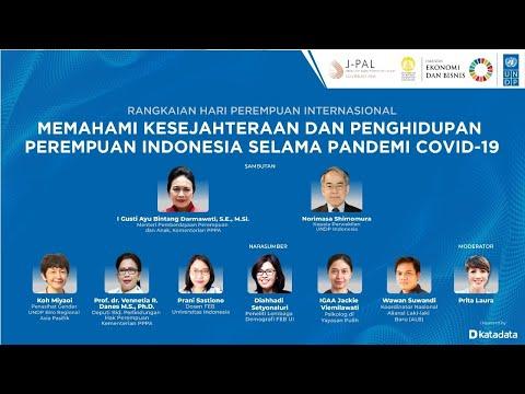 Memahami Kesejahteraan dan Penghidupan Perempuan Indonesia selama Pandemi COVID-19